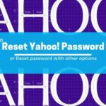 How to Reset Yahoo! Password
