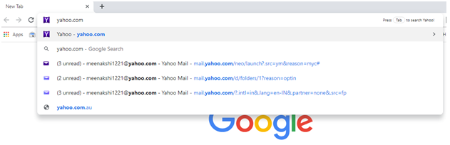 IP Address of an Email Sender in Yahoo