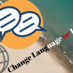 How to Change the Language or Location
