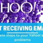 Not Receiving Emails in Yahoo