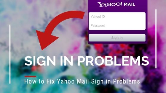 Fix Sign in Problems into Yahoo