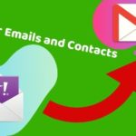 Transfer emails and contacts from Your Yahoo Mail to Gmail