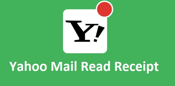 Yahoo mail read receipt