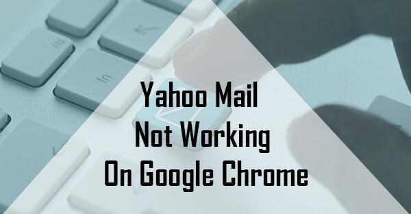 yahoo not working chromebook